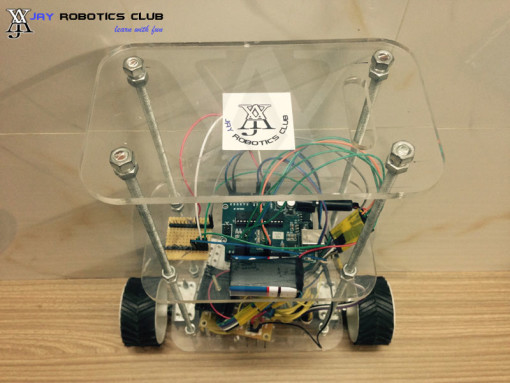 self balancing robot without encoders