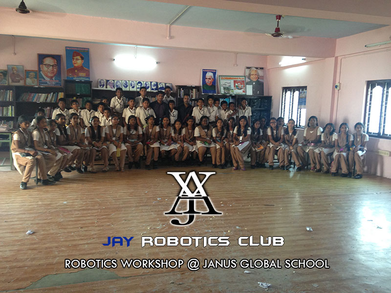 Janus Robotics Workshop